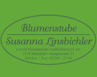Blumenstube Susanna Linsbichler