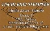 Johannes Stempfer Bau- Möbeltischlerei