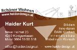 Zentrale (Haider Design, Schöner Wohnen, Königswiesen.)