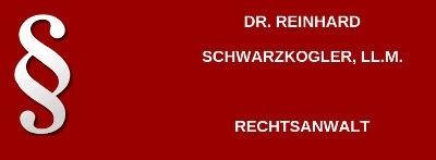 Dr. Reinhard Schwarzkogler, LL.M. Rechtsanwalt - Strafverteidiger - Mediator