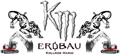 KOLLROS Mario, Erdbau, Steinmauern, Baggerungen