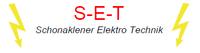 S-E-T Schonaklener Elektro Technik