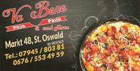 Pizzeria VA BENE, Pizza Pasta & More, Kebab in St. Oswald bei Freistadt.