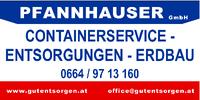 Firmensitz (Pfannhauser GmbH - Containerservice - Entsorgungen - Erdbau)