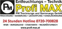 Hauptsitz: A-8291 Burgau (Profi MAX | Entfeuchtungs - Technik | PM Trocknungs und Sanierungs GmbH)