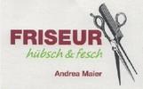 Friseur hübsch & fesch Andrea Maier