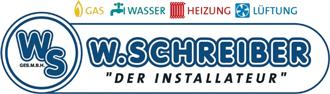 """W.Schreiber - """"Der Installateur"""""""