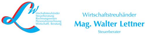 Mag. Walter LETTNER, Wirtschaftstreuhänder - Steuerberater in Kematen/Ybbs