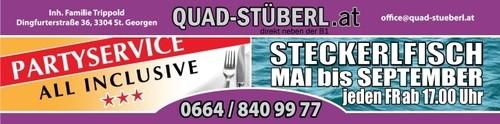 QUAD-STÜBERL Martina TRIPPOLD, St. Georgen/Ybbsfelde - Amstetten