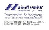 Haindl GmbH | Transporte-Entsorgung