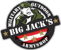 SHOP 1080 Wien (Big Jack´s Armystore)