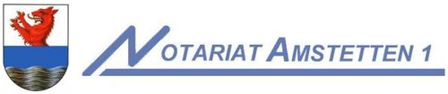 NOTARIAT AMSTETTEN 1, Mag. Karl Strasser