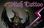 Witch Tattoo