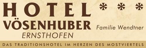 HOTEL*** VÖSENHUBER Ernsthofen, Familie Wendtner