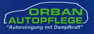 Orban Autopflege - Autoreinigung mit Dampfkraft
