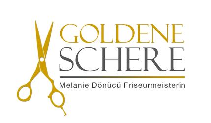 Goldene Schere Damen, Herren, Kinder Melanie Dönücü Friseurmeisterin
