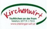 Kirchenwirt - Reise Achterl