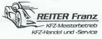 Reiter Franz - KFZ Meisterbetrieb, KFZ-Handel und - Service