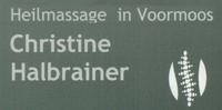 Christine Halbrainer Heilmasseurin Medizinische gewerbliche Masseurin
