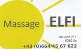 Massage Elfi Pfeifer