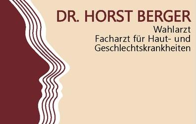 Dr. Horst Berger | Facharzt für Haut- und Geschlechtskrankheiten