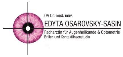 OA Dr. med. univ. Edyta Osarovsky-Sasin Facharzt für Augenheilkunde und Optometrie