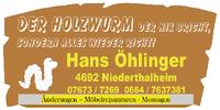 Tischlerei Hans Öhlinger