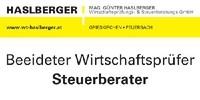 Steuerberatungs GmbH Mag. Günter Haslberger