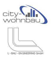 L - BAU - ENGINEERING GmbH, City Wohnbau Letzbor GmbH