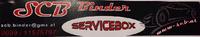 SCB Binder KFZ Servicebox