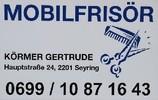 Mobilfrisör Körmer Gertrude