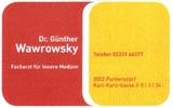 Ärztliche Beratung und Betreuung bei Herz/Kreislauf-,Magen/Darm-, Diabetes sowie Leber/Nieren-Krankheiten + Gastroskopie/Coloskopie und allgemeine Vorsorgeuntersuchungen (Dr. Günther Wawrowsky - Facharzt für Innere Medizin)