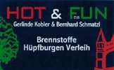 Hot & Fun OG Brennstoffe - Hüpfburgen Verleih - Hausbesorgungen
