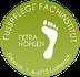 Bei Bedarf besuche ich Sie auch zur Fußpflege - Fußpflege auch als mobile Tätigkeit! Petra Nohlen