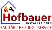 Hofbauer Wilhelm Sanitär - Heizung - Service