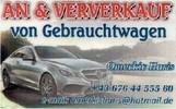 An & Ververkauf von Gebrauchtwagen Omerkic Haris