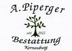 Bestattung A. Piperger
