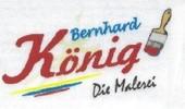 Bernhard König - Die Malerei