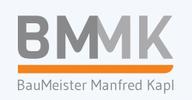 BMMK BauMeister Manfred Kapl
