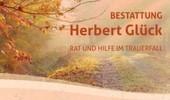 Bestattung Herbert Glück