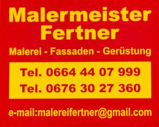 Malermeister Fertner OG