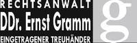 Rechtsanwalt DDr. Ernst Gramm - eingetragener Treuhänder