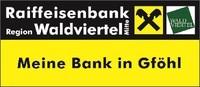 Raiffeisenbank - Region Waldviertel Mitte - Meine Bank in Gföhl