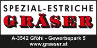 Spezial-Estriche Gräser