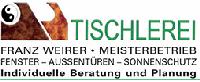 Tischlerei Franz Weirer - Meisterbetrieb