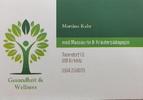 Martina Kahr | med. Masseurin & Kräuterpädagogin