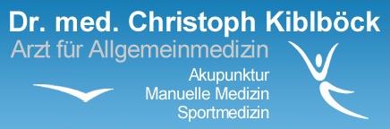 Dr. Christoph Kiblböck, Arzt für Allgemeinmedizin, Akupunktur, Manuelle Medizin und Sportmedizin in Altenberg bei Linz