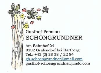 Gasthof Pension Schöngrundner