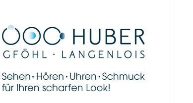 Optik Huber - Erhard Huber | Uhren - Schmuck - Optik - Hörakustik | Gföhl - Langenlois