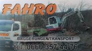 Fahrudin Besic   Baggerungen & Transport